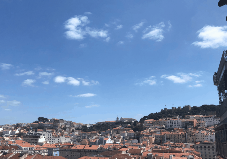 Up and down the seven hills of Lisbon