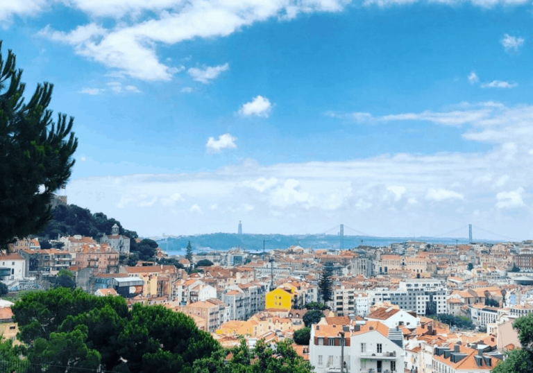 Lisbon, a Glimpse over the Past, up to the Present
