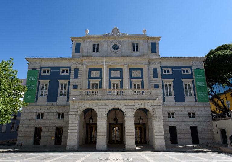 LISBOA ITALIANA XVIII-XIX (com Música)
